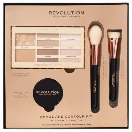 Makeup Revolution Shade and Contour Kit