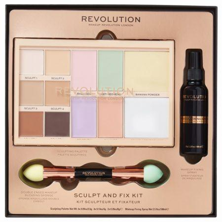 Makeup Revolution Sculpt and Fix Kit