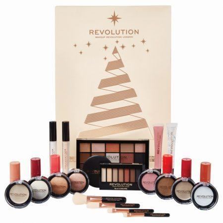 Makeup Revolution Advent Calendar 2018