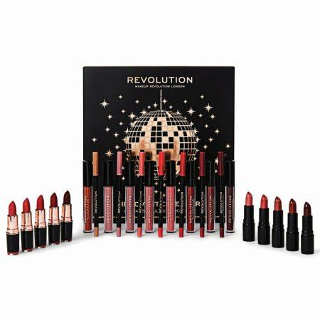 Makeup Revolution Lip Advent Calendar 2018