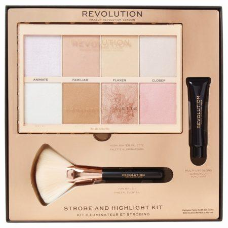 Makeup Revolution Strobe Highlight Kit