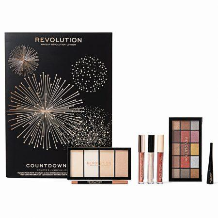 Makeup Revolution NYE Countdown Calendar