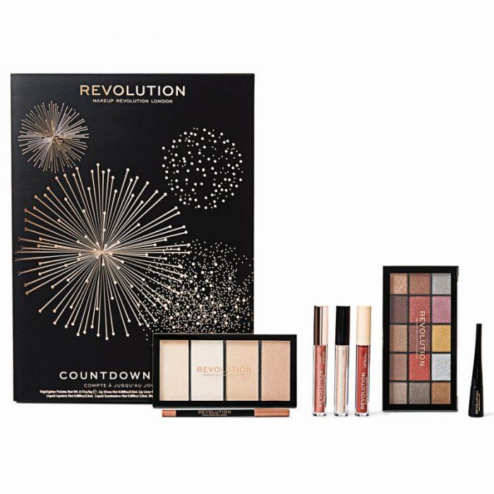 Makeup Revolution NYE Countdown Calendar