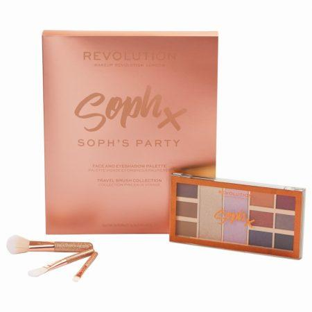 Makeup Revolution Party Soph Collection Gift Set