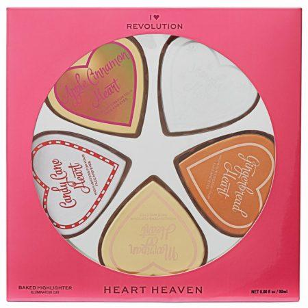 I Heart Revolution Heart Heaven Makeup Gift Set