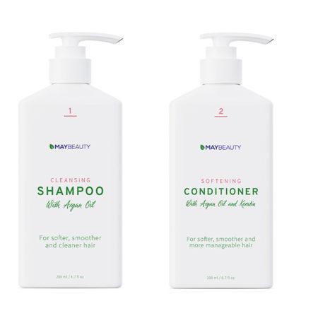 MayBeauty Moroccan Miracle Shampoo en Conditioner