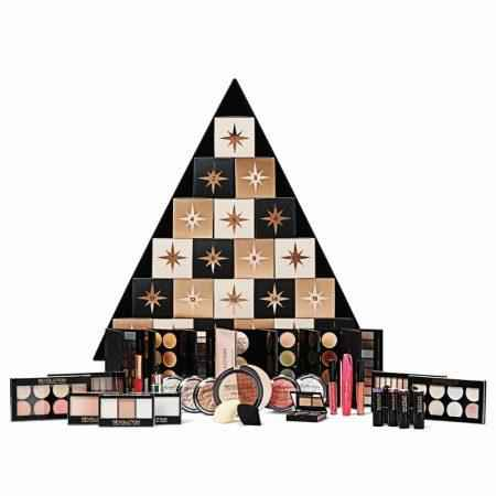 Makeup Revolution CHRISTMAS TREE Advent Calendar