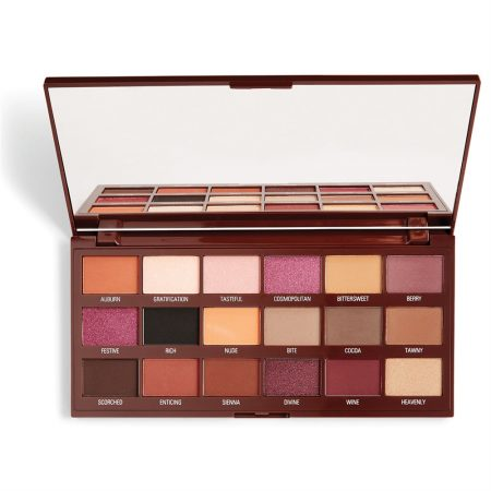 I Heart Revolution Cranberries Chocolate Palette