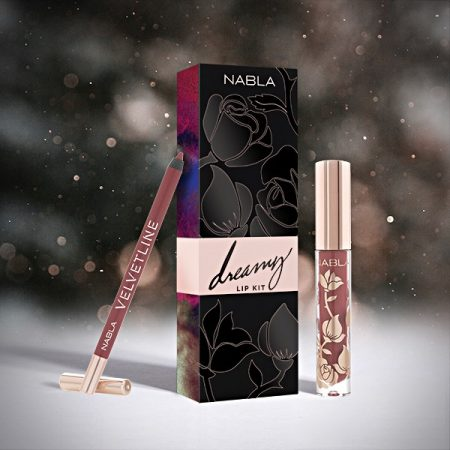 NABLA Dreamy Lip Kit MELROSE