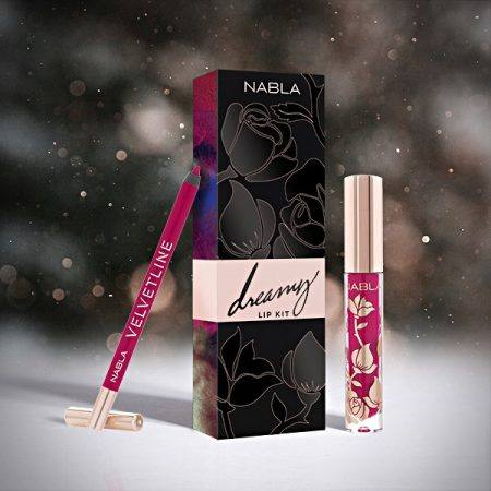 NABLA Dreamy Lip Kit VIVID VELVET