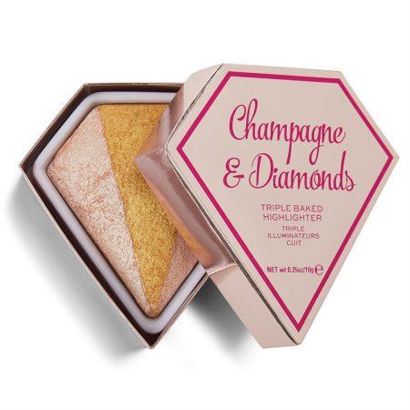 I Heart Revolution Diamond Champagne and Diamonds