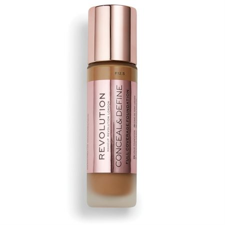 Revolution Conceal and Define Full Coverage Foundation F12.5