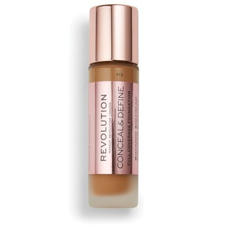 Revolution Conceal and Define Full Coverage Foundation F13