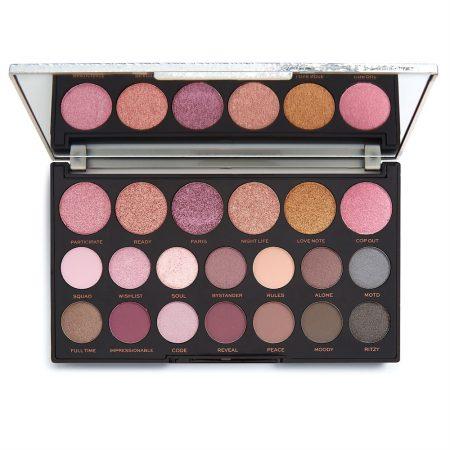 Revolution Jewel Collection Eyeshadow Palette Opulent