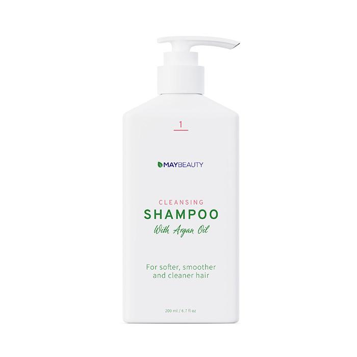 MayBeauty Moroccan Miracle Shampoo
