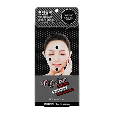 Holika Holika Pig Nose Clear Strong Blackhead Spot Pore Strip