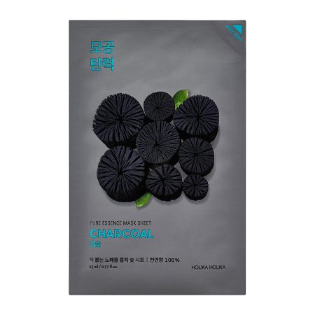 Holika Holika Pure Essence Mask Sheet Charcoal