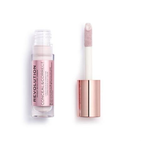 Makeup Revolution Conceal Correct Concealer Lavender
