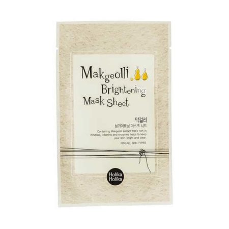 Holika Holika Makgeolli Brightening Mask Sheet