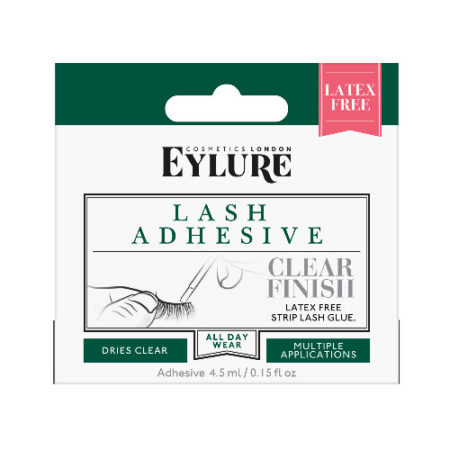 Eylure Lashfix Adhesive Wimperlijm Clear Latex Free