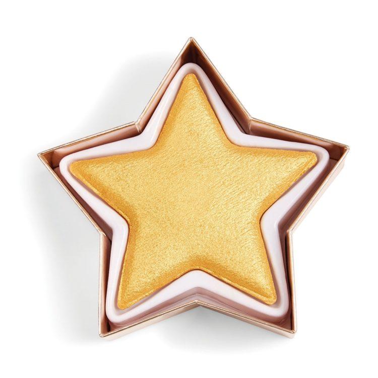 I Heart Revolution Star of the Show Highlighter Gold Star