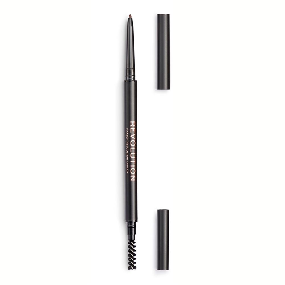 Revolution Precise Brow Pencil Medium Brown