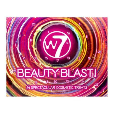 W7 Beauty Blast Advent Calendar