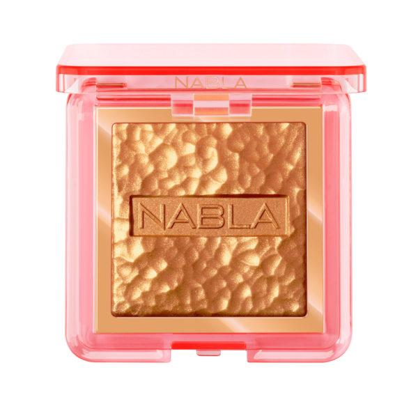 Nabla Skin Glazing Highlighter Lucent Jungle