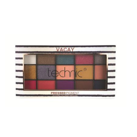 Technic Vacay Pressed Pigment Palette