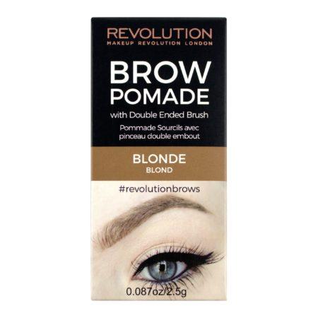 pomade blond
