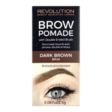 pomade dark brown