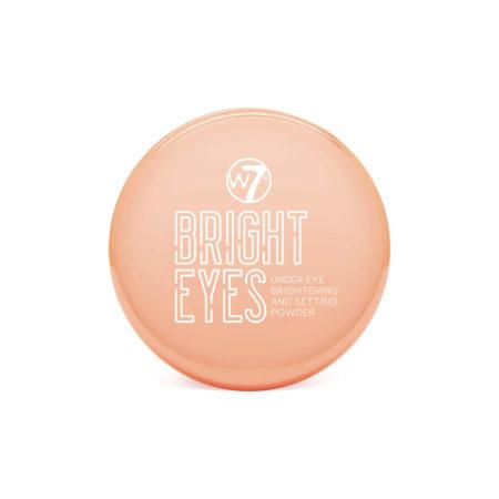 W7 Bright Eyes Under Eye Brightening Setting Powder
