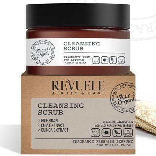 Revuele Vegan & Organic Cleansing Scrub