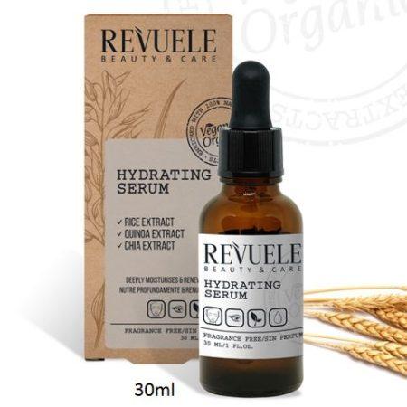 Revuele Vegan & Organic Hydrating Serum
