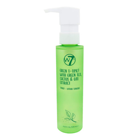 W7 Green T Time Face Toner