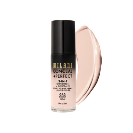 Milani Foundation Concealer 0A2 CREAM