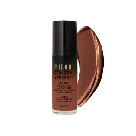 Milani Foundation Concealer 13A1 Cool Espresso