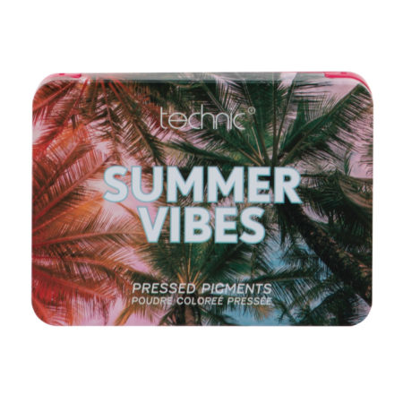 Technic Summer Vibes Pressed Pigment Palette