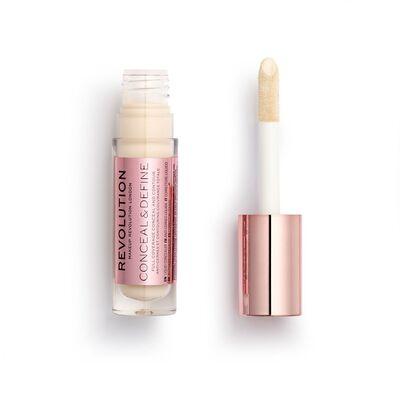 Makeup Revolution Conceal and Define Concealer C0.7