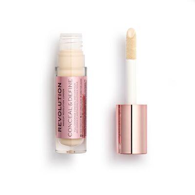 Makeup Revolution Conceal and Define Concealer C0.3