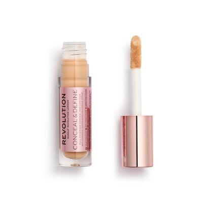 Makeup Revolution Conceal and Define Concealer C10.2