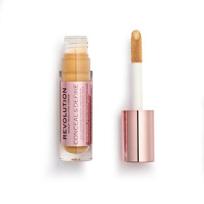 Makeup Revolution Conceal and Define Concealer C11.2