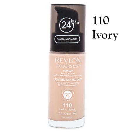 Revlon Colorstay Foundation 110 Ivory