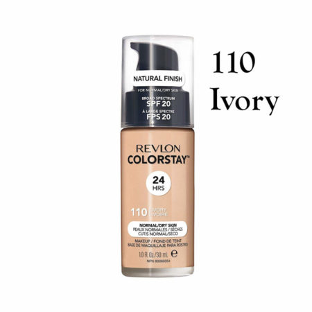 Revlon Colorstay Foundation 110 Ivory Normal Dry Skin