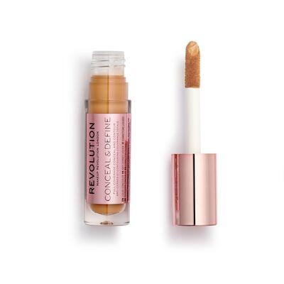 Makeup Revolution Conceal and Define Concealer C12.7