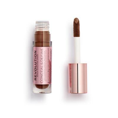 Makeup Revolution Conceal and Define Concealer C17.5