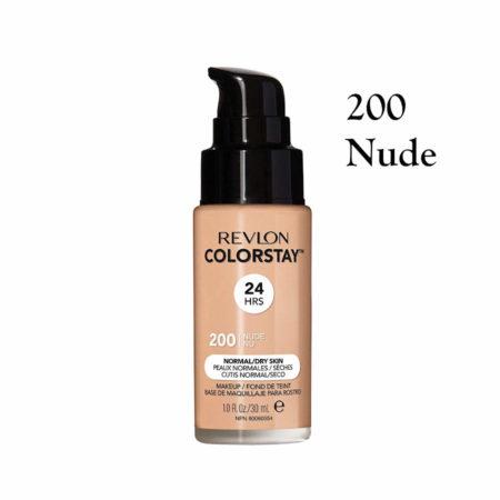 Revlon Colorstay Foundation 200 Nude