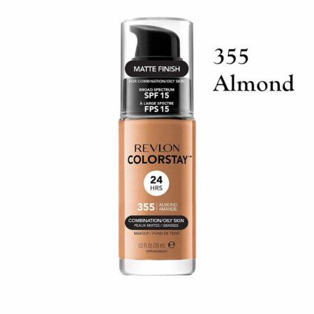 Revlon Colorstay Foundation 355 Almond