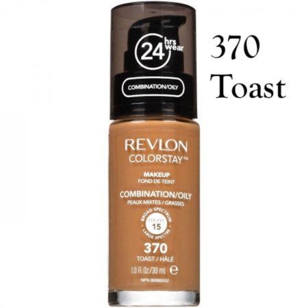 Revlon Colorstay Foundation 370 Toast