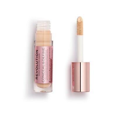 Makeup Revolution Conceal and Define Concealer C4.5